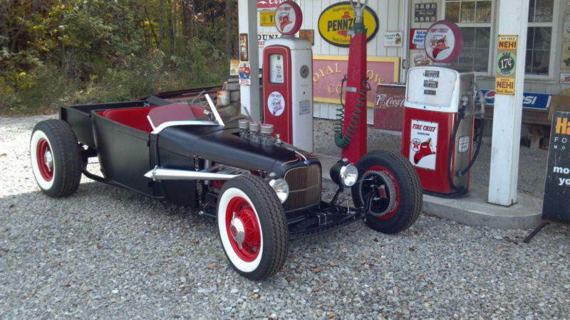 1928 - 29 Ford  hot rod Kgrhqn44