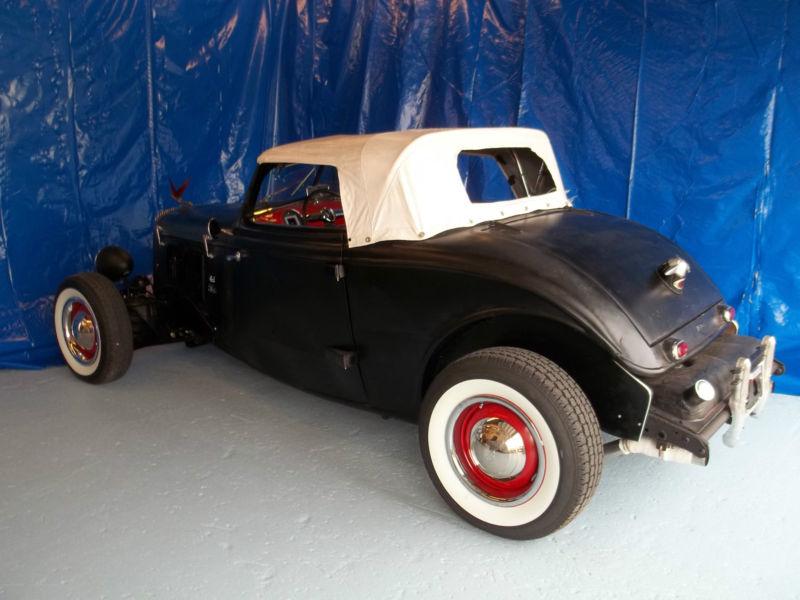 1933 - 34 Ford Hot Rod Kgrhqn58