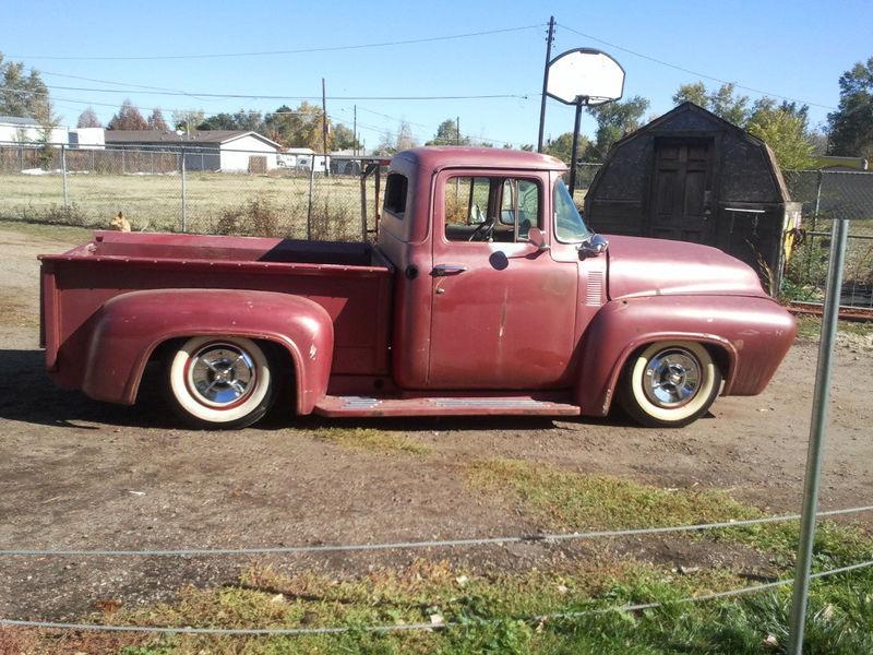 Ford Pick Up 1953 - 1956 custom & mild custom Kgrhqq10