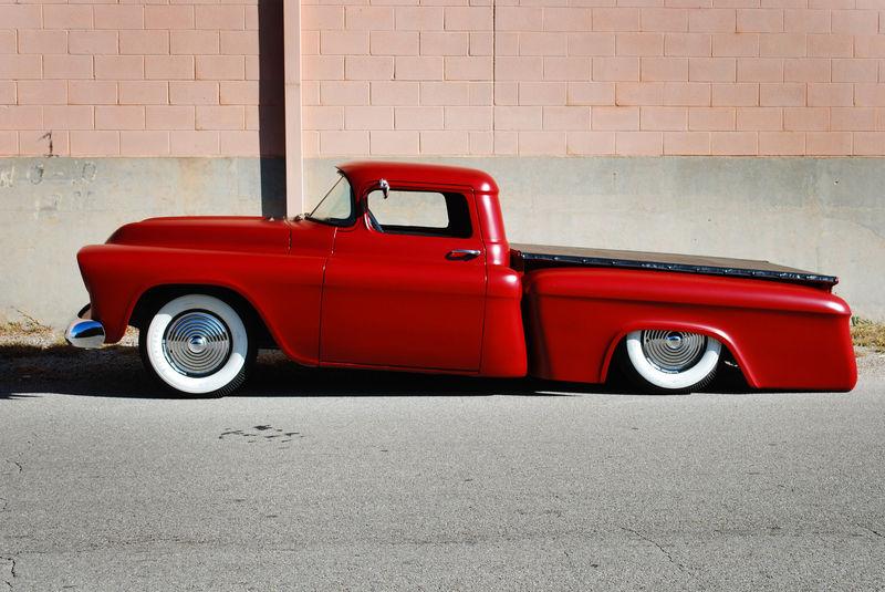 Chevy pick up  1955 - 1959 custom & mild custom Kgrhqq21
