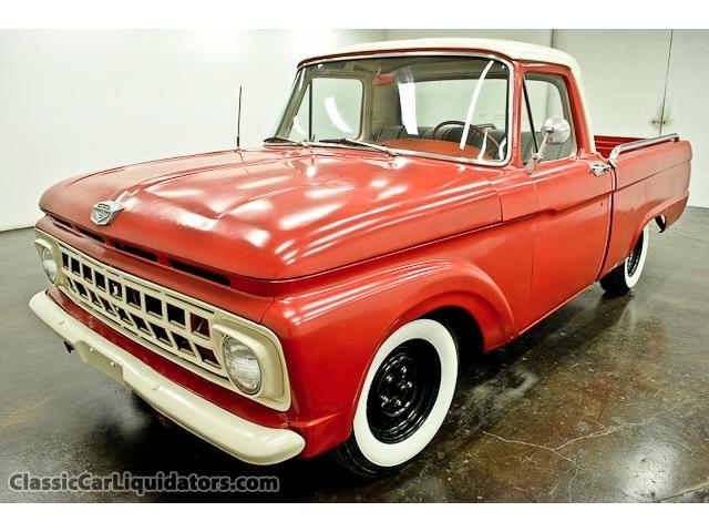 Ford Pick up 1958 - 1966 custom & mild custom Kgrhqr44