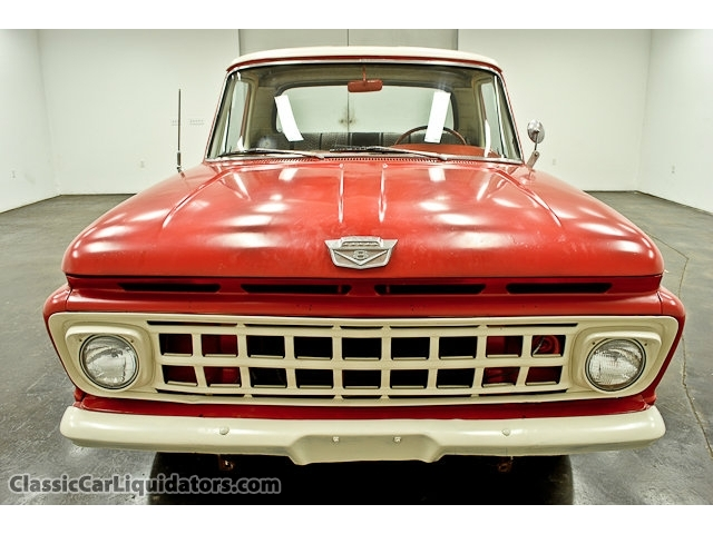 Ford Pick up 1958 - 1966 custom & mild custom Kgrhqr46