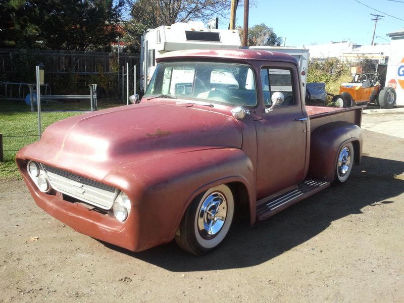 Ford Pick Up 1953 - 1956 custom & mild custom Kgrhqu12