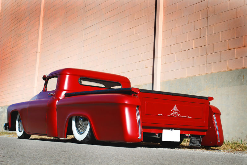 Chevy pick up  1955 - 1959 custom & mild custom Kgrhqu19