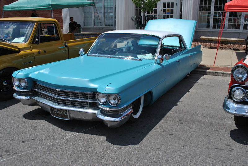 Cadillac 1961 - 1968 Custom & mild custom Kgrhqv12