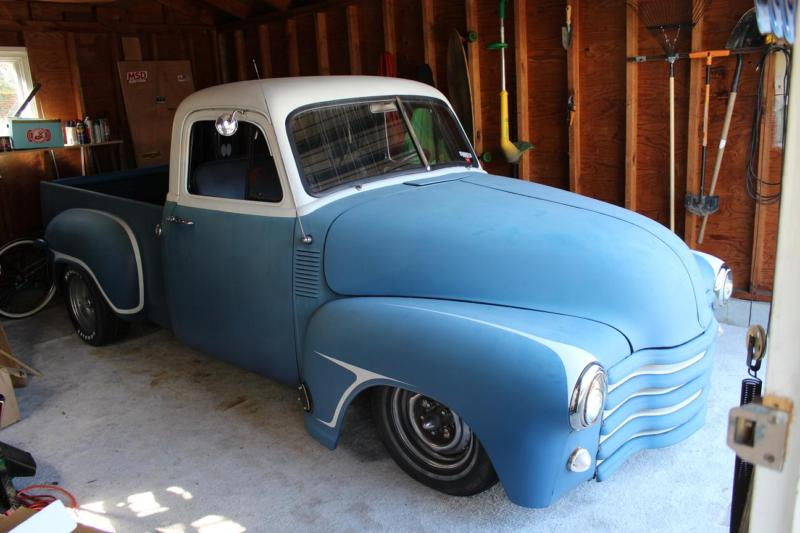 Chevy Pick up 1947 - 1954 custom & mild custom Kgrhqv24