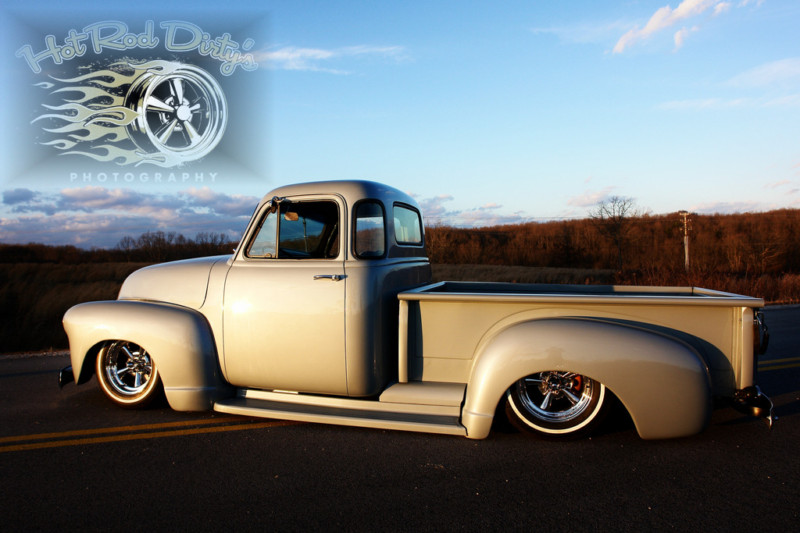 Chevy Pick up 1947 - 1954 custom & mild custom Kgrhqv30