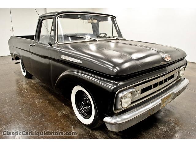 Ford Pick up 1958 - 1966 custom & mild custom Kgrhqv58