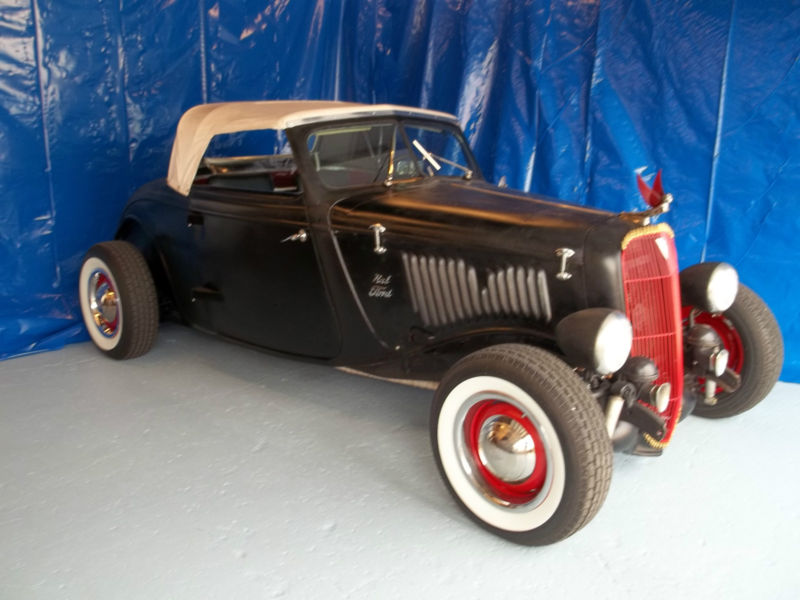 1933 - 34 Ford Hot Rod Kgrhqv73