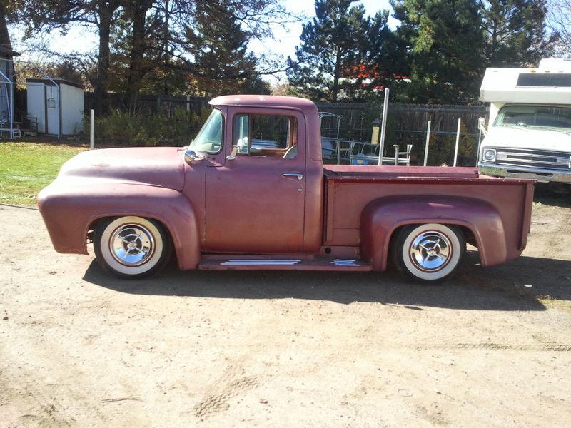 Ford Pick Up 1953 - 1956 custom & mild custom Kgrhqy10