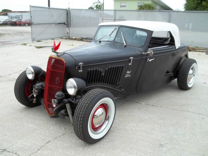 1933 - 34 Ford Hot Rod Kgrhqz65