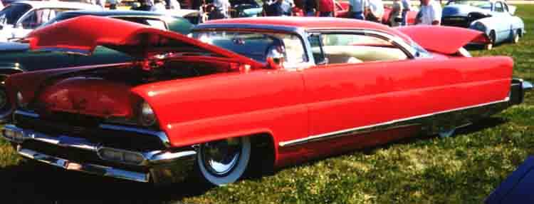 Lincoln 1956 - 1957 custom & mild custom Kkoa1310