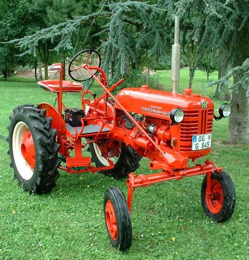 Tracteurs agricoles et véhicules de chantier Koch-s10
