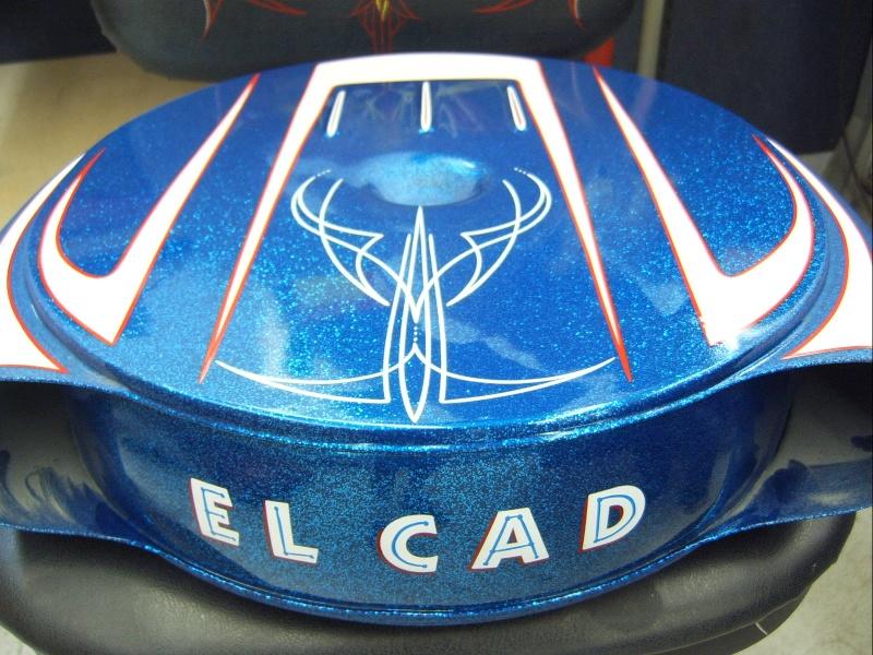 Cadillac 1954 -  1956 custom & mild custom Lambre11