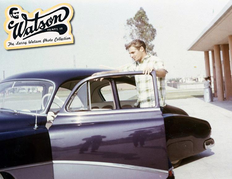 Photos d'époques de Larry Watson Larrya10