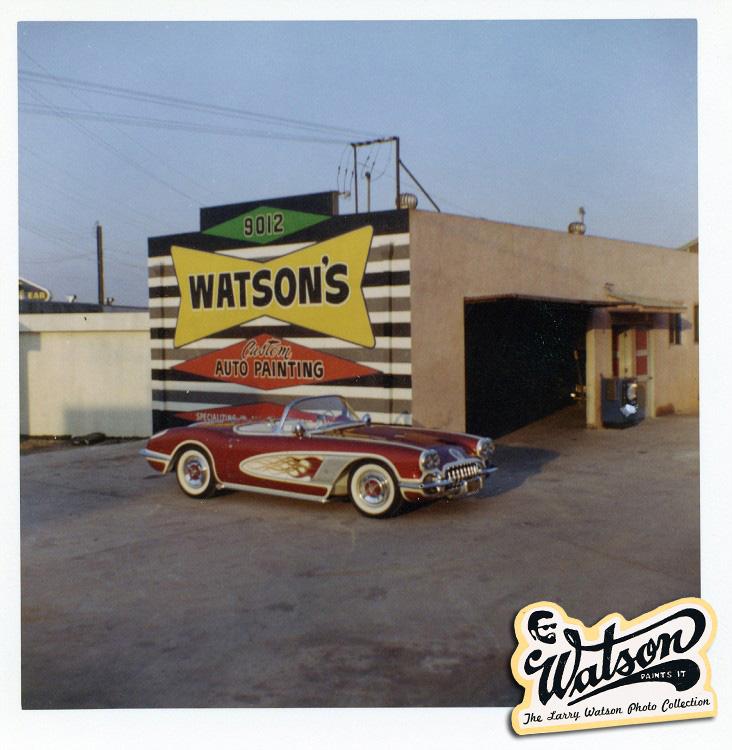 Photos d'époques de Larry Watson Lavonn10