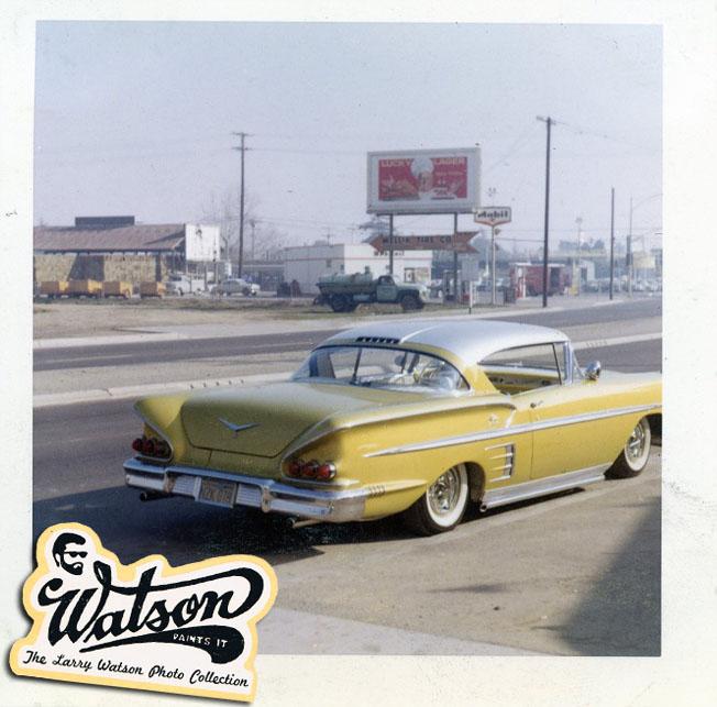 Photos d'époques de Larry Watson Lime1910