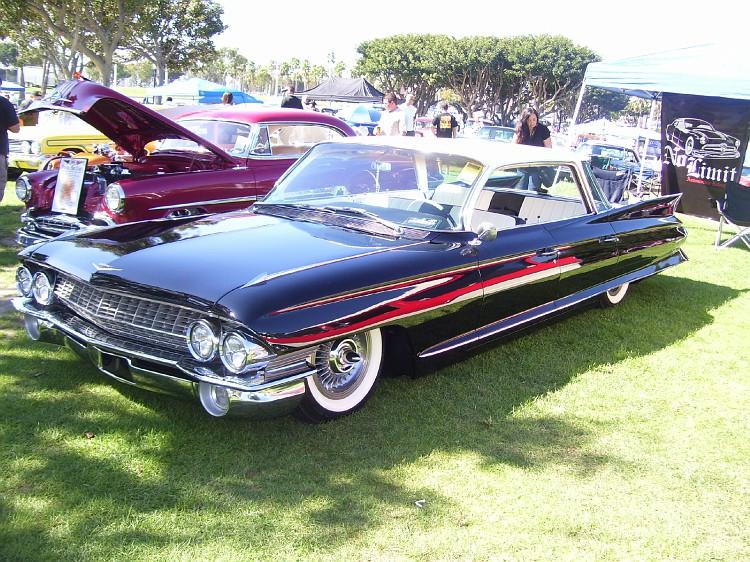 Cadillac 1961 - 1968 Custom & mild custom Longbe10