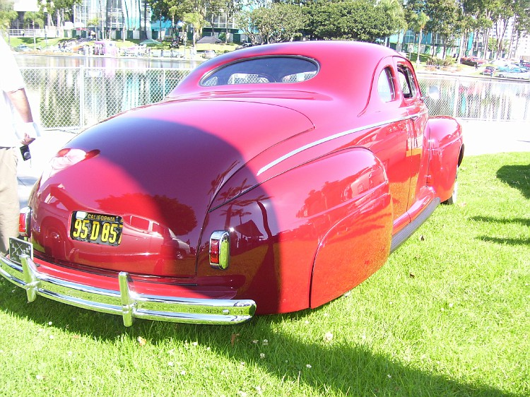 Ford & Mercury 1941 - 1948 customs & mild custom Longbe13