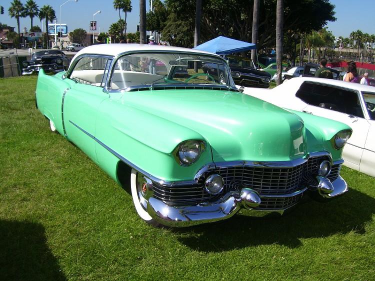 Cadillac 1954 -  1956 custom & mild custom Longbe14