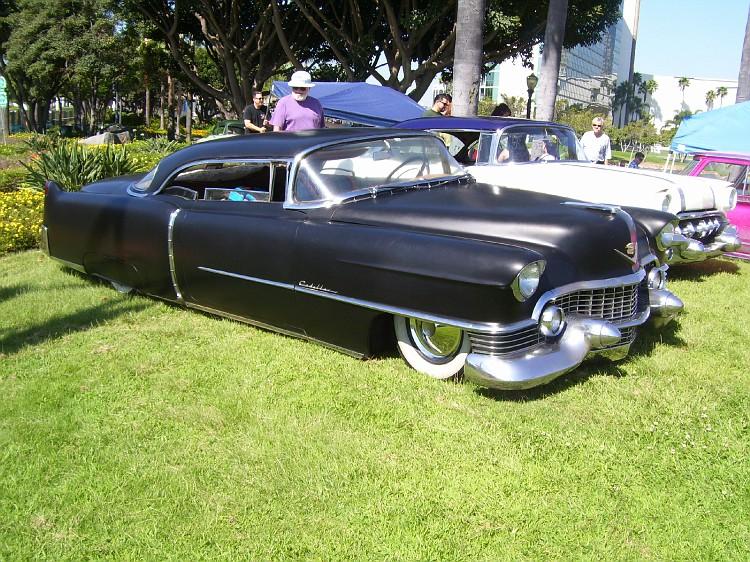 Cadillac 1954 -  1956 custom & mild custom Longbe16