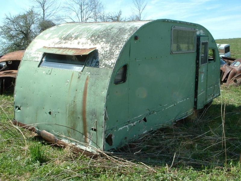 camping car vintage Mark3511