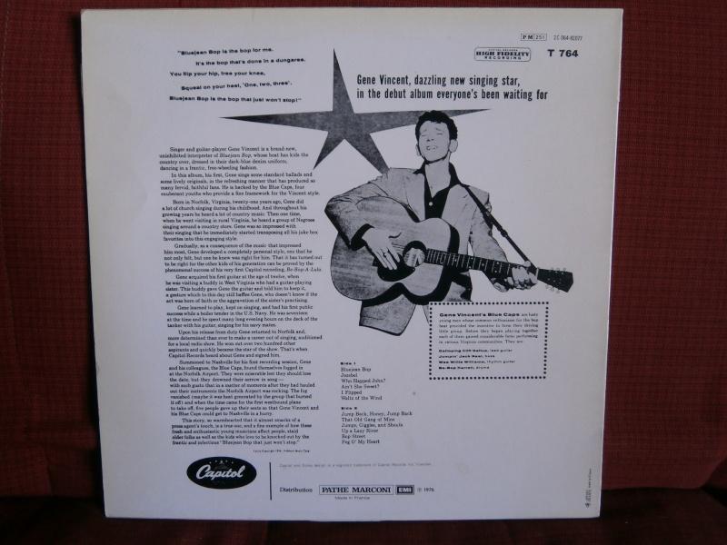 Les albums 33 tours classiques du rock des 1950's et 1960's - Classic Lp's of 1950's and 1960's rock P2190011