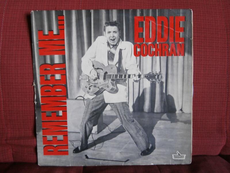 Les albums 33 tours classiques du rock des 1950's et 1960's - Classic Lp's of 1950's and 1960's rock P2190014