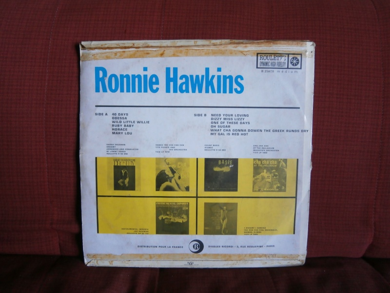Les albums 33 tours classiques du rock des 1950's et 1960's - Classic Lp's of 1950's and 1960's rock P2190019