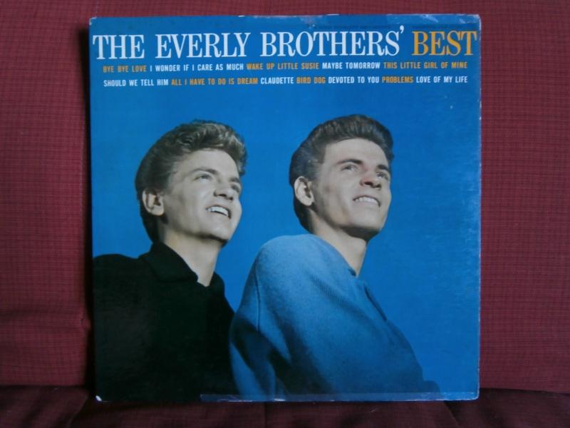 Les albums 33 tours classiques du rock des 1950's et 1960's - Classic Lp's of 1950's and 1960's rock P2190020