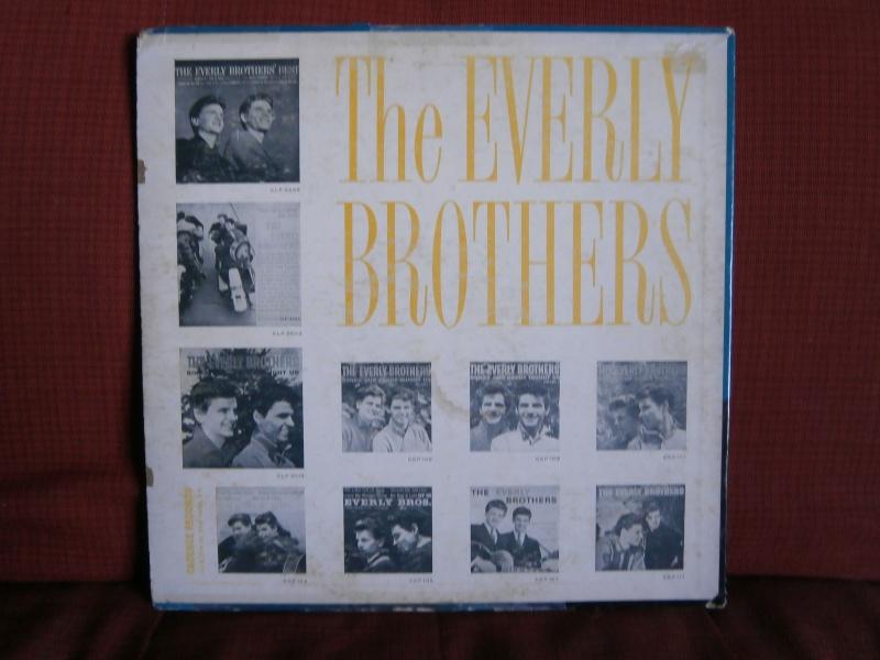 Les albums 33 tours classiques du rock des 1950's et 1960's - Classic Lp's of 1950's and 1960's rock P2190021