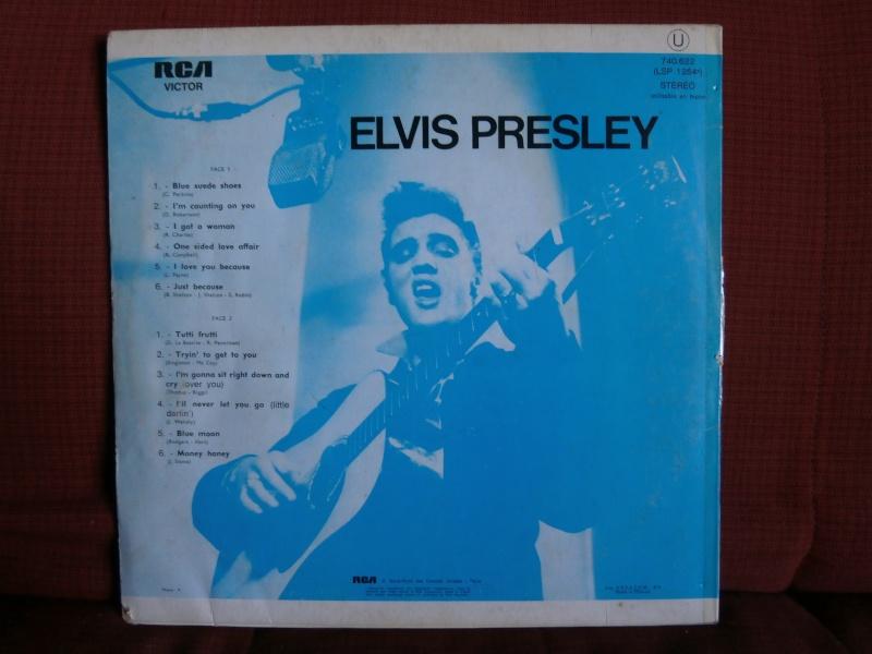 Les albums 33 tours classiques du rock des 1950's et 1960's - Classic Lp's of 1950's and 1960's rock P2190023