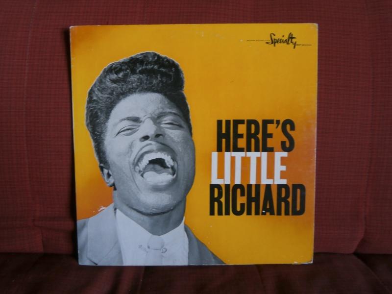 Les albums 33 tours classiques du rock des 1950's et 1960's - Classic Lp's of 1950's and 1960's rock P2190024