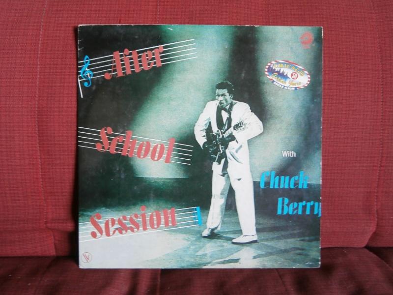 Les albums 33 tours classiques du rock des 1950's et 1960's - Classic Lp's of 1950's and 1960's rock P2190028