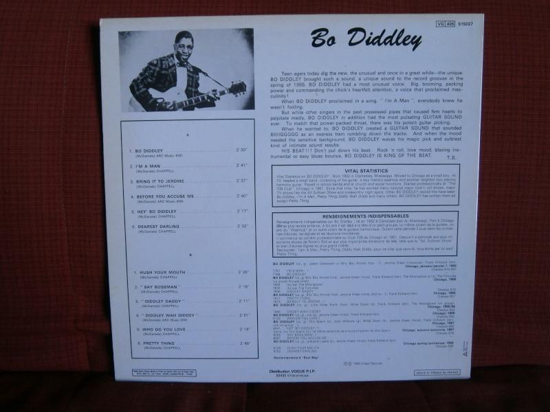 Les albums 33 tours classiques du rock des 1950's et 1960's - Classic Lp's of 1950's and 1960's rock P2190031