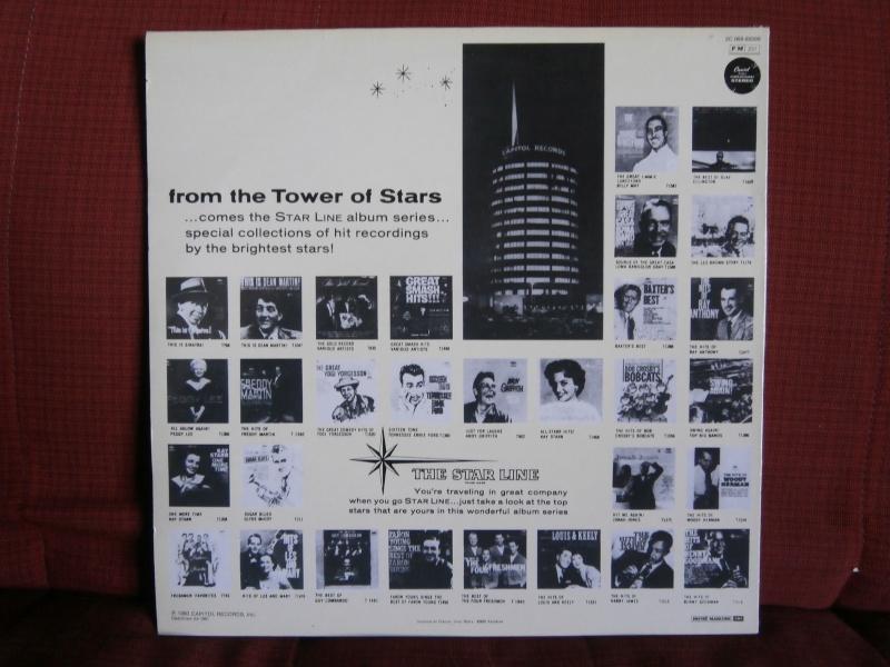 Les albums 33 tours classiques du rock des 1950's et 1960's - Classic Lp's of 1950's and 1960's rock P2190033