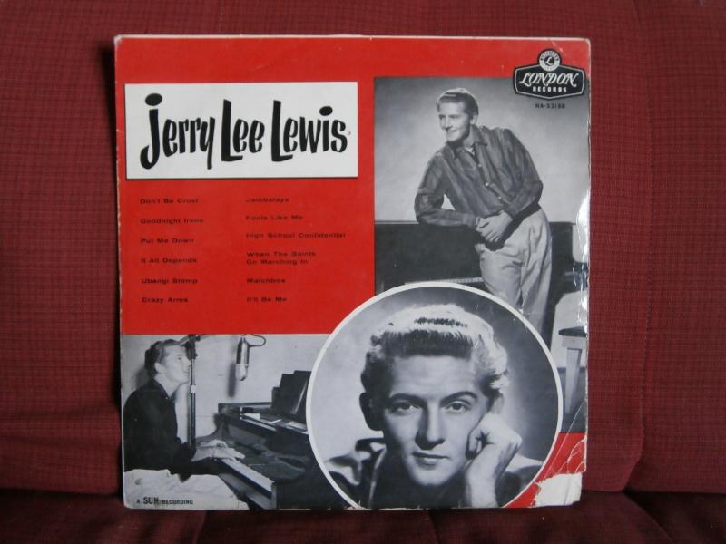 Les albums 33 tours classiques du rock des 1950's et 1960's - Classic Lp's of 1950's and 1960's rock P2190042