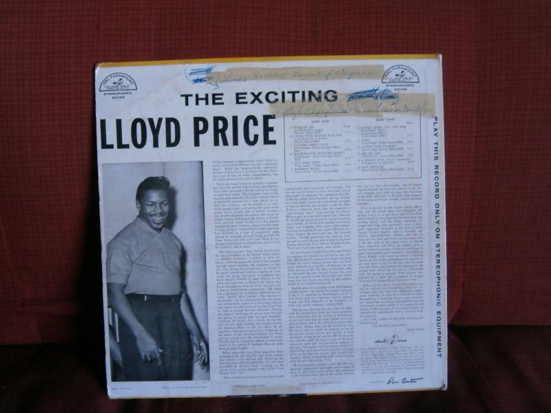 Les albums 33 tours classiques du rock des 1950's et 1960's - Classic Lp's of 1950's and 1960's rock - Page 2 P2190053