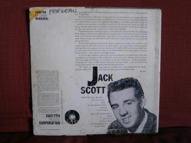Les albums 33 tours classiques du rock des 1950's et 1960's - Classic Lp's of 1950's and 1960's rock - Page 2 P2190055