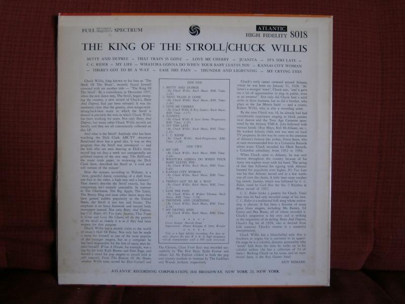 Les albums 33 tours classiques du rock des 1950's et 1960's - Classic Lp's of 1950's and 1960's rock - Page 2 P2190058