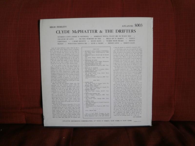 Les albums 33 tours classiques du rock des 1950's et 1960's - Classic Lp's of 1950's and 1960's rock - Page 2 P2210017