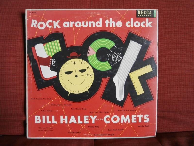 Les albums 33 tours classiques du rock des 1950's et 1960's - Classic Lp's of 1950's and 1960's rock - Page 2 P2210018