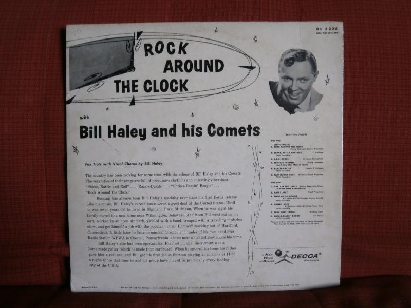 Les albums 33 tours classiques du rock des 1950's et 1960's - Classic Lp's of 1950's and 1960's rock - Page 2 P2210019