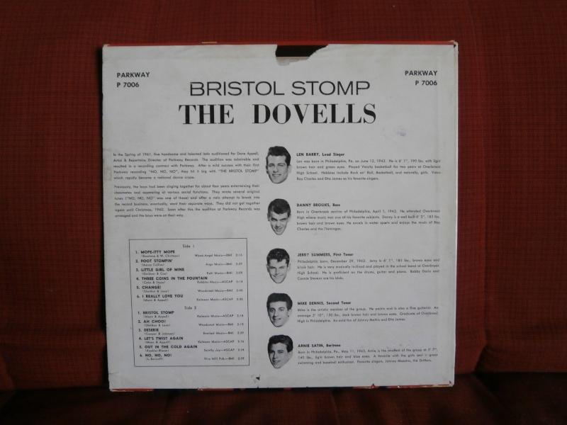 Les albums 33 tours classiques du rock des 1950's et 1960's - Classic Lp's of 1950's and 1960's rock - Page 2 P2210021