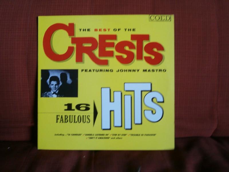 Les albums 33 tours classiques du rock des 1950's et 1960's - Classic Lp's of 1950's and 1960's rock - Page 2 P2210022