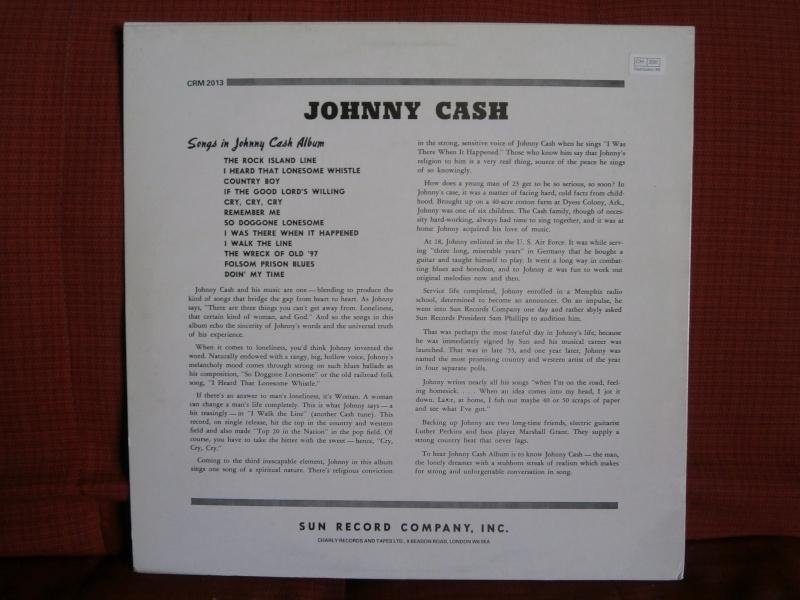 Les albums 33 tours classiques du rock des 1950's et 1960's - Classic Lp's of 1950's and 1960's rock - Page 2 P2210029