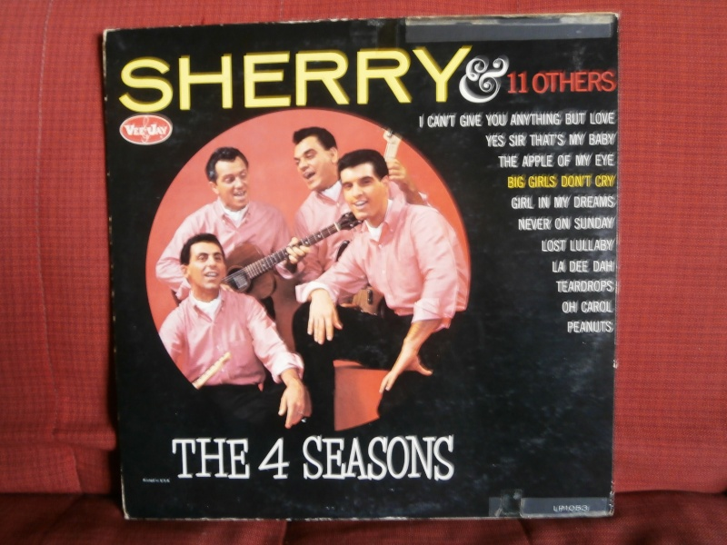 Les albums 33 tours classiques du rock des 1950's et 1960's - Classic Lp's of 1950's and 1960's rock - Page 2 P2210034