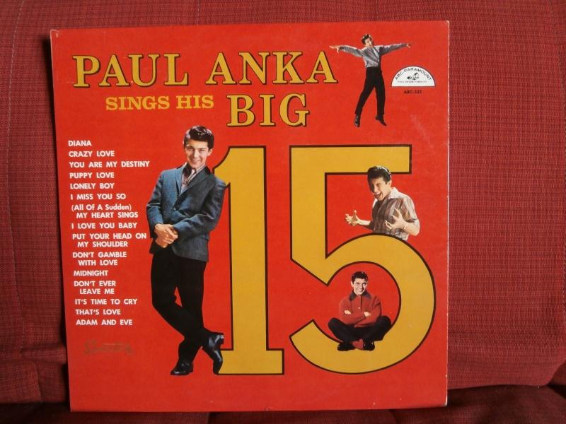 Les albums 33 tours classiques du rock des 1950's et 1960's - Classic Lp's of 1950's and 1960's rock - Page 2 P2210040