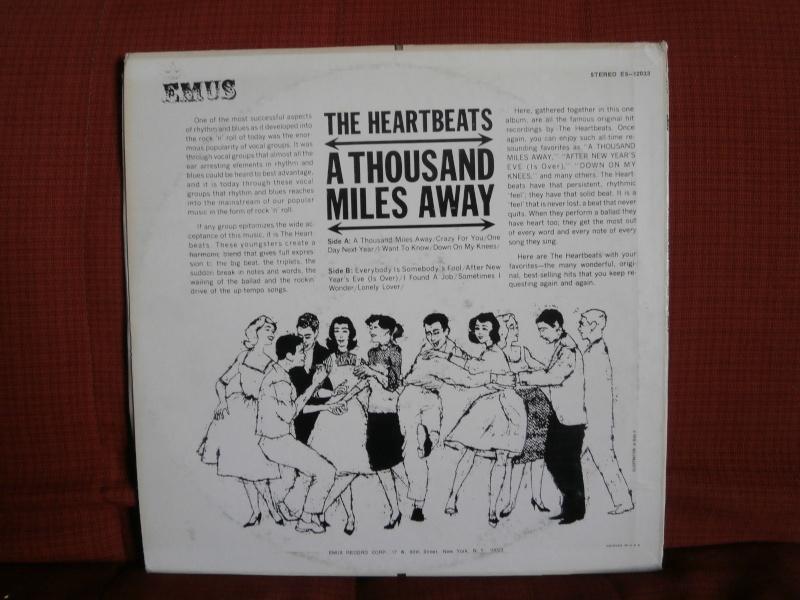 Les albums 33 tours classiques du rock des 1950's et 1960's - Classic Lp's of 1950's and 1960's rock - Page 2 P2210043