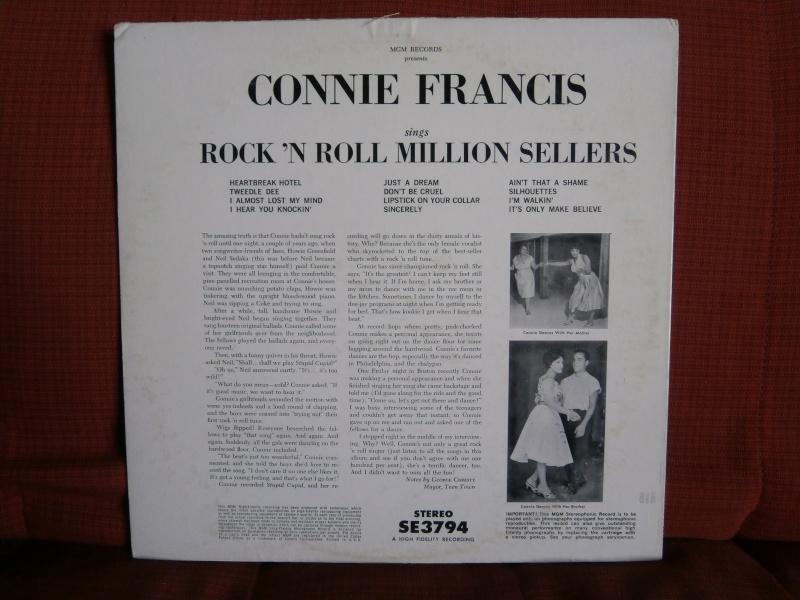 Les albums 33 tours classiques du rock des 1950's et 1960's - Classic Lp's of 1950's and 1960's rock - Page 3 P2210051